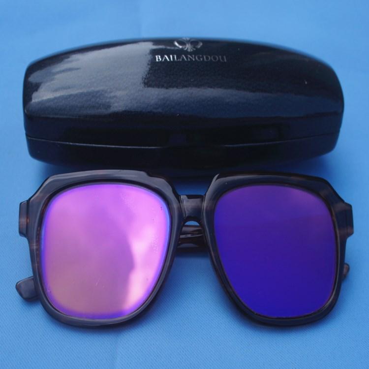防钠光眼镜